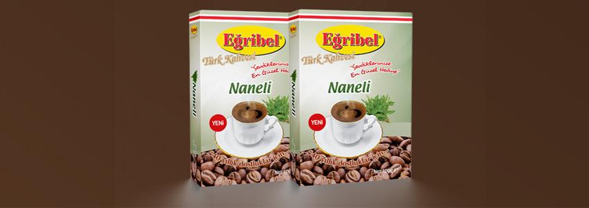 Naneli Eğribel Türk Kahvesi Resmi 1